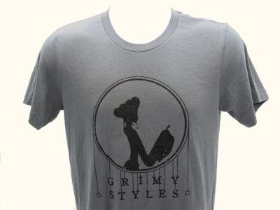 Mantis Tee Shirt (Asphalt) main photo