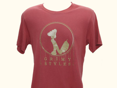 Mantis Tee Shirt (Rust) main photo