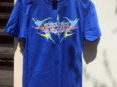 Royal Blue Fire-Toolz Small Shirt photo