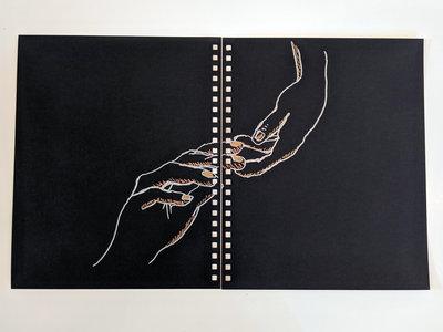Til I Die Lyric Notebook - Pages 3+4 main photo