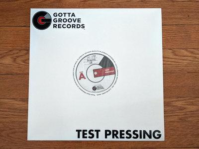 Blooming Through The Black (Vinyl Test Pressing) main photo
