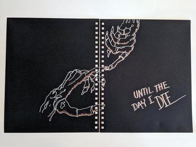 Til I Die Lyric Notebook - Pages 9+10 main photo