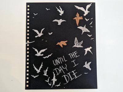 Til I Die Lyric Notebook - Page 15 main photo