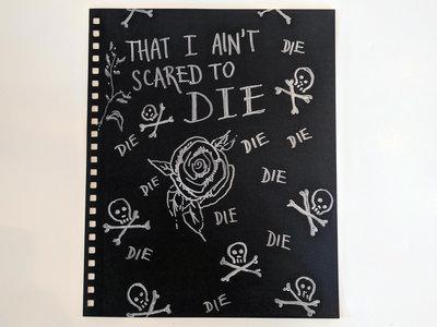 Til I Die Lyric Notebook - Page 18 main photo