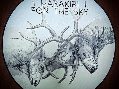 Harakiri For The Sky - Trauma Patch main photo