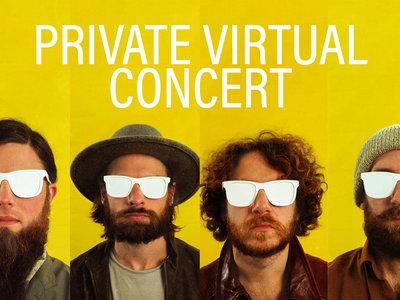 Private virtual meet and greet/concert main photo