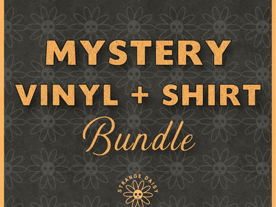 Mystery Vinyl + Shirt Bundle main photo