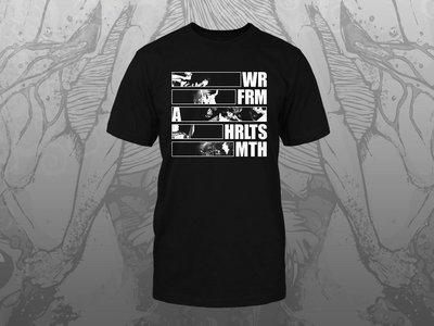 Wr Frm a Hrlts Mth Blk T-Shirt main photo