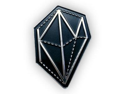 KM Logo Enamel Pin main photo