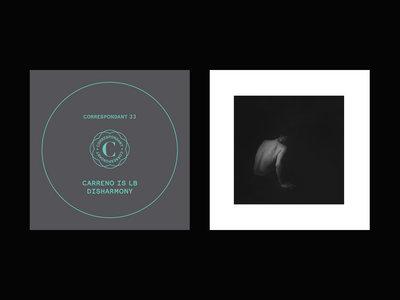 "[BUNDLE] Carreno Is LB - Disharmony 12"" + Borusiade - Feelings Of Entropy 12"" EP main photo"
