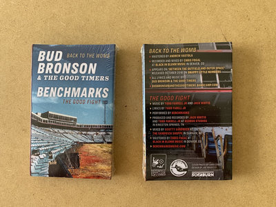 Bud Bronson & the Good Timers / Benchmarks SPLIT CASSETTE main photo