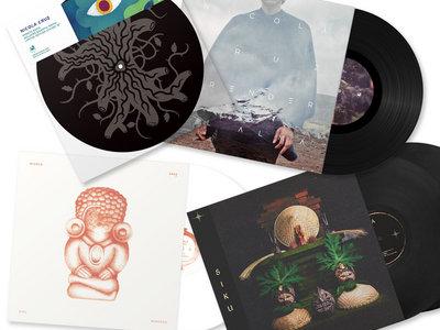 Nicola Cruz 4 Vinyl Pack main photo