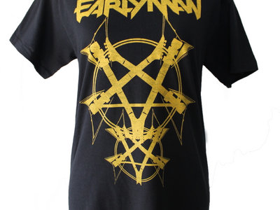 Guitar Pentagram T-Shirt main photo