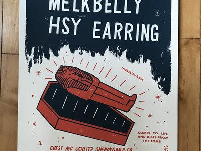 Melkbelly/HSY/Earring at the empty bottle main photo