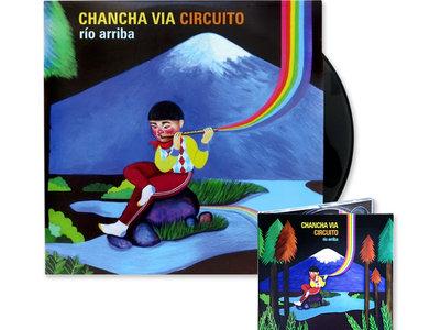 Chancha Via Circuito - Rio Arriba - Double Vinyl LP + CD main photo