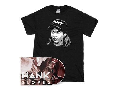 Slopes CD + Wayne T-Shirt (limited stock) main photo