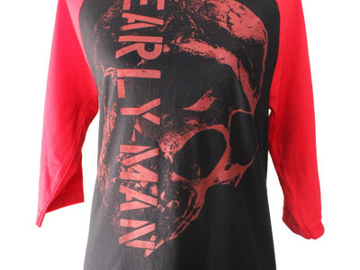 Red Skull 3/4 Sleeve T-Shirt main photo