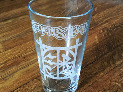Custom Etched Pint Glass- Salem's Bend Classic! main photo