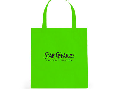 Star Creature Crate Liner / Grocery Bag main photo