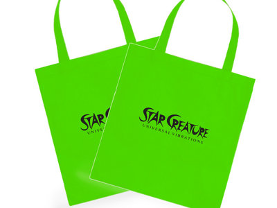 Star Creature Crate Saver / Grocery Totes DOUBLES main photo