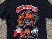 Half-O-Ween Graveface Tee photo