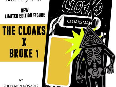 "CLOAK ENCOUNTERS ""CLOAKSMAN"" DARK PYRAMID EDITION main photo"