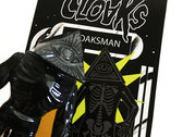 "CLOAK ENCOUNTERS ""CLOAKSMAN"" DARK PYRAMID EDITION photo"