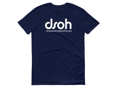 DSOH Logo T-Shirt - NAVY main photo