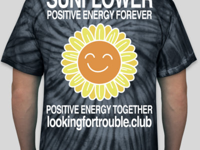 SUNFLOWER TIE DYE SHIRT main photo