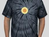 SUNFLOWER TIE DYE SHIRT photo