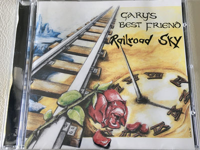The Railroad Sky CD main photo