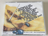 The Railroad Sky CD photo