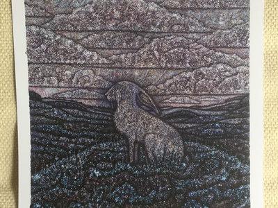 The Hare's Lament Print main photo