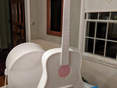Paper guitar photo