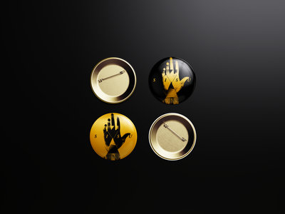 Black/Gold Buttons main photo