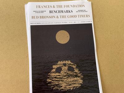 Benchmarks/BBGT/Frances & the Foundation poster main photo