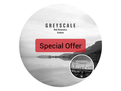 "SPECIAL OFFER: Gradient Bundle. Dub Harmonics (CD) + Landscapes (12"") (incl. Fluxion and grad_u remixes) main photo"