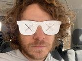 Paper sunglasses 2-pack photo