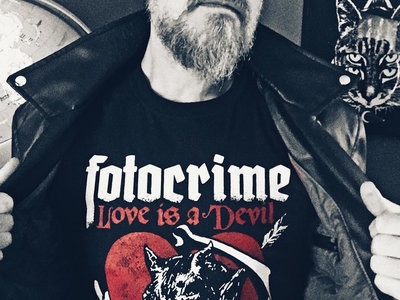 Love Is A Devil t-shirt main photo