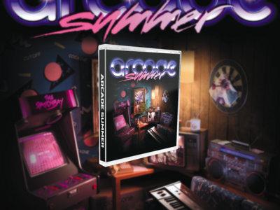Arcade Summer   MiniDisc Edition main photo