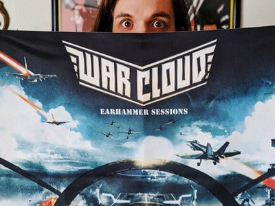 Earhammer Sessions Fabric Banner main photo