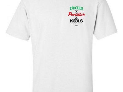 Odouls x Portillos x Kools T-shirt (S/M/L/XL/XXL) main photo