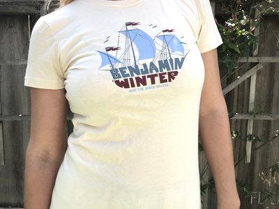 Girls 'Benjamin Winter' T-shirt main photo
