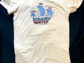 Girls 'Benjamin Winter' T-shirt photo