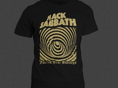 Hack Sabbath - Fairies Hear Bootlegs T-Shirt main photo