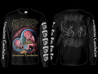 Intrauterine Cannibalism 20th Anniversary Long Sleeve Shirt main photo