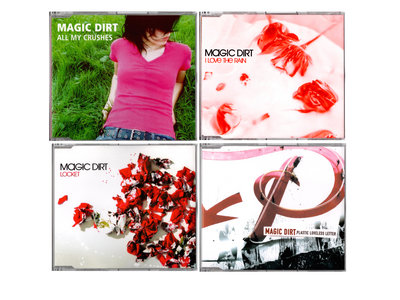 SPECIAL CD Singles BUNDLE PACK! main photo