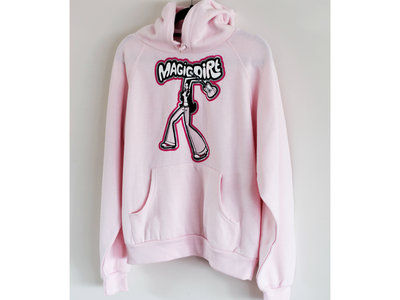 Devils Candy 'Pink hoodie' UNISEX (very rare) main photo