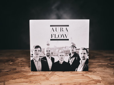 Aura Flow - You'll hear from me (CD) main photo