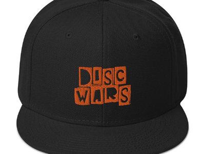 Snapback Cap with logo - Black & Grey main photo